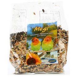 megi pokarm dla papugi 500g [me161] od producenta Megan