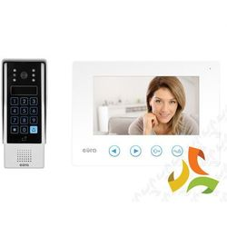 Wideodomofon kolorowy z szyfratorem, na kartę zbliżeniową VDP-10A3 JUPITER - EURA TECH