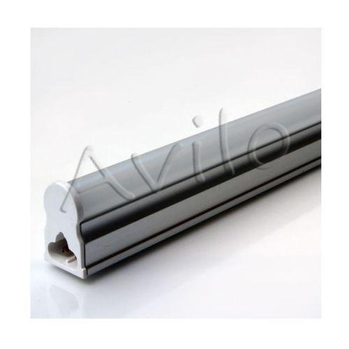 Świetlówka LED - T5 (60cm) - 8 W - BIAŁY - ZIMNY