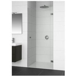 artic a101 drzwi prysznicowe 80x200 lewe, szkło transparentne easyclean ga0800201 wyprodukowany przez Riho