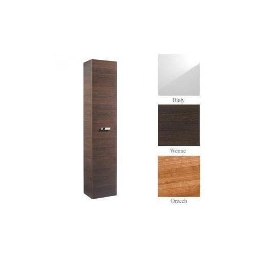 Victoria Unik słupek łazienkowy Wenge 30x23,6x150 cm wysoka z półkami A856577201, produkt marki Roca
