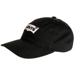 Levi's® BATWING Czapka z daszkiem regular black