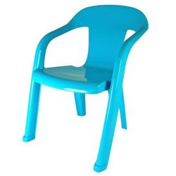 Krzesełko dziecięce Baghera niebieskie