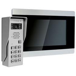 Zestaw wideodomofonu natynkowego z szyfratorem s50d m903fh marki Vidos
