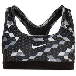 Nike Performance CLASSIC Biustonosz sportowy pure platinum/black - sprawdź w wybranym sklepie