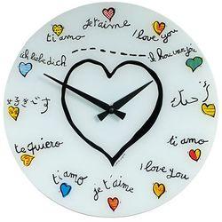 Zegar ścienny Nextime Loving You