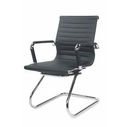 Style furniture Dignity fotel gabinetowy czarny