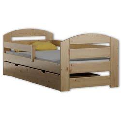 Łóżko dziecięce pojedyncze Cami Plus 160x80
