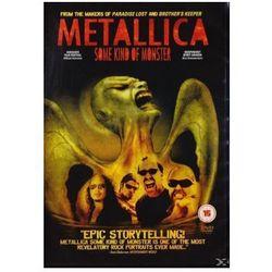 Metallica - SOME KIND OF MONSTER (muzyczne DVD)
