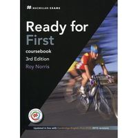 Ready for First. Podręcznik (bez Klucza) z Kodem do Ćwiczeń Online + CD (2013)