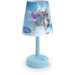 Philips 71796/08/16 - Lampa stołowa dla dzieci DISNEY FROZEN LED/0,6W/3xAA, 717960816