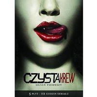 Czysta krew, sezon 1 (5 dvd)