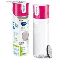 Dzbanek filtrujący Brita Butelka Fill & Go Vital różowa Szybka dostawa! Darmowy odbiór w 20 miastach! z kategorii Dzbanki filtrujące