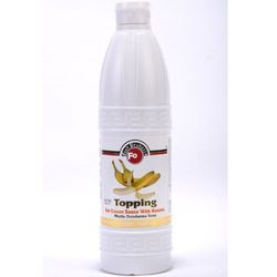 Topping fo bananowy 1kg, marki Fo food products