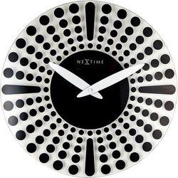 Zegar ścienny dreamtime czarny marki Nextime