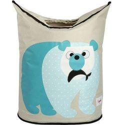 Pojemnik na pranie 3 sprouts niedźwiedź polarny (8716164999037)