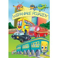 WSPANIAŁE POJAZDY, książka z kategorii Książki dla dzieci