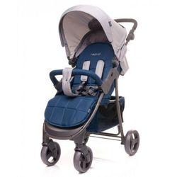 4baby Wózek spacerowy  rapid navy blue, kategoria: wózki spacerowe