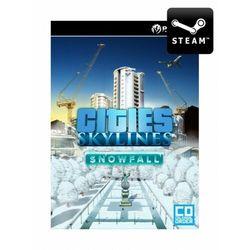 Cities skylines - snowfall pl - klucz od producenta Cenega