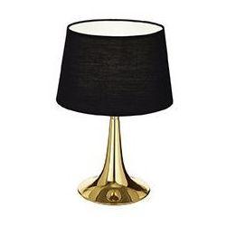 Ideal lux London tl1 small 110578 ottone  lampa włoska nocna