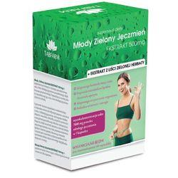 Młody zielony jęczmień ekstrakt z soku 30 kaps. - produkt farmaceutyczny
