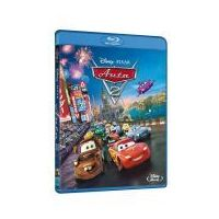 Auta 2 pl blu-ray marki Disney interactive