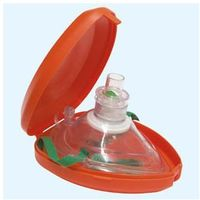 Maska kieszonkowa orange cpr 3100 marki Kevisport