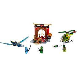 JUNIORS ZAGINIONA ŚWIĄTYNIA (Lost Temple) - JUNIORS 10725 marki Lego [zabawka]