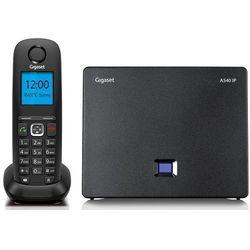Telefon Siemens Gigaset A540IP z kategorii Telefony stacjonarne