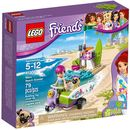 LEGO Friends, Plażowy skuter Mii, 41306