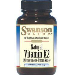 Witamina K2 30kaps - produkt farmaceutyczny