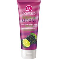 aroma ritual – krem do rąk z winogronami i limonką 100 ml, marki Dermacol