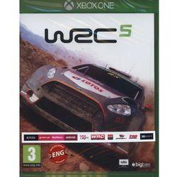 WRC 5, gra na XOne