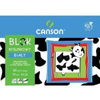 Blok rysunkowy  a3/20k. 6666118 biały, marki Canson