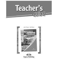 Command & Control. Career Paths. Teacher's Guide, oprawa miękka