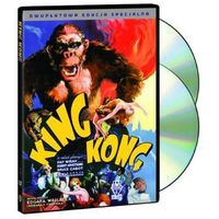 King Kong (1933, Cooper) - Srebrna Kolekcja (2xDVD) - Merian C. Cooper, Ernest B. Schoedsack