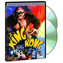 King Kong (1933, Cooper) - Srebrna Kolekcja (2xDVD) - Merian C. Cooper, Ernest B. Schoedsack - produkt z kateg