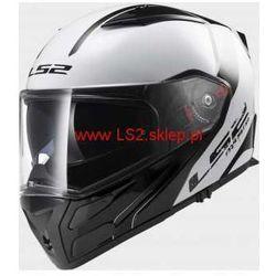 KASK LS2 FF324 METRO RAPID WHITE BLACK - sprawdź w LS2.sklep