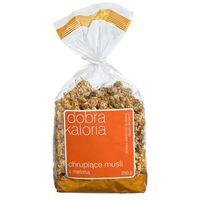 Chrupiące musli z melasą 250g - Dobra Kaloria (płatki, musli, otręby)