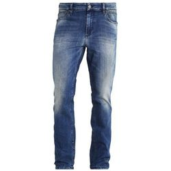 Calvin Klein Jeans SCULPTED SLIM Jeansy Slim fit blue denim