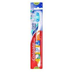 triple action szczoteczka do zębów medium + do każdego zamówienia upominek., marki Colgate
