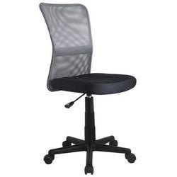 Halmar Krzesło dziecięce dingo popiel-czarny