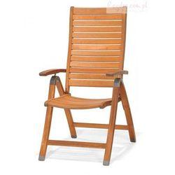 Krzesło składane z podłokietnikami Catalina