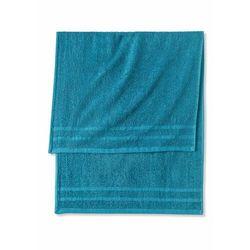 Bonprix Komplet ręczników (6 części) niebieskozielony morski