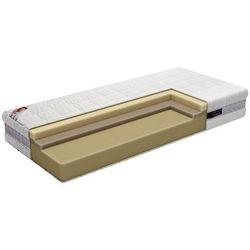 Materac z piany pamięciowej z jedwabistym kaszmirem Cashmere Plus 3.0, 90x200 cm (8592200003384)