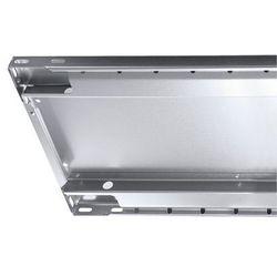 Dodatkowa półka ocynkowana, wys. krawędzi 25 mm, opak.: 2 szt., szer. x głęb. 10 marki Gebrüder schulte