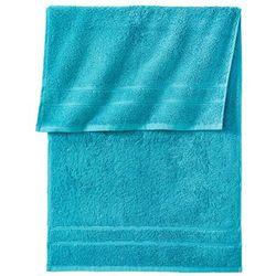 """Ręczniki """"Deluxe"""" bonprix niebieskozielony morski"""