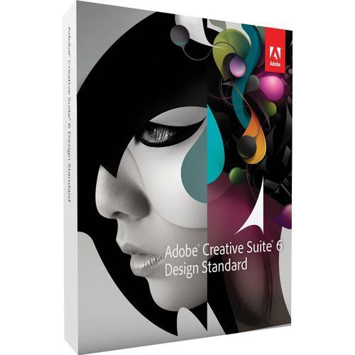 ADOBE CS6 Adobe Design Std v.6 MAC English Retail z kategorii Programy graficzne i CAD