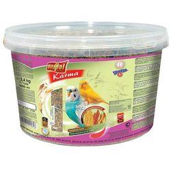 pokarm pełnowartościowy dla papużki falistej 25kg wyprodukowany przez Vitapol