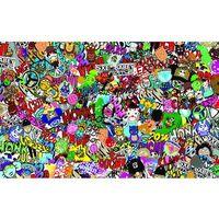 Folia stickerbomb Cartoon 152x50 cm (7330571282080)